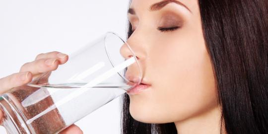 The importance of water to the body
