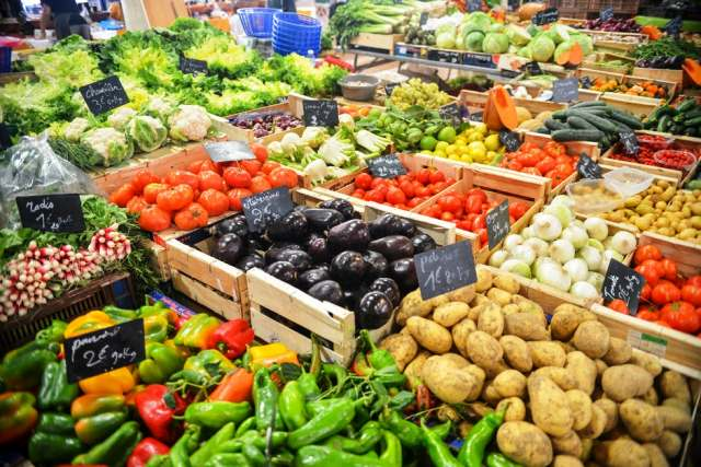 What are the essential components of a healthy diet