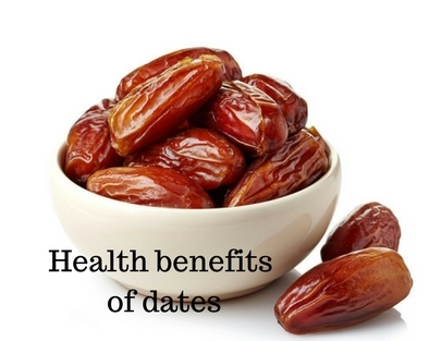 What are the health benefits of dates