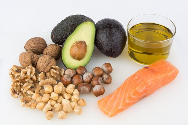 What are the essential components of a healthy diet?