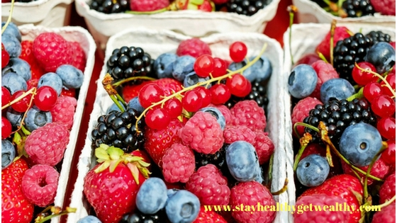 Berries prevent and fight cancer