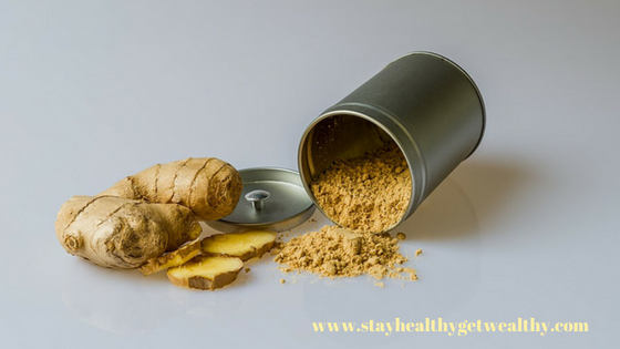 Ginger prevents and fights cancer
