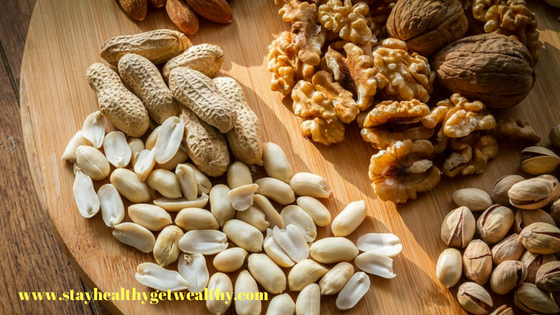 Nuts and seeds help prevent and fight cancer