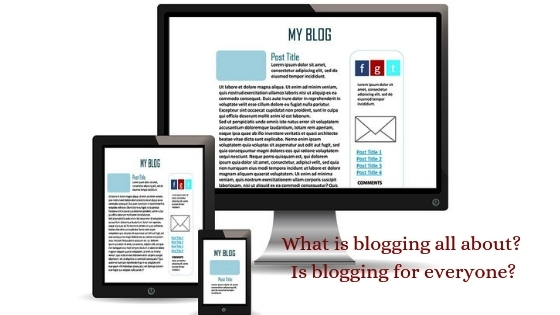 How to start making money blogging